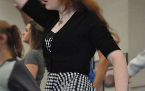 Stylish newcomer floats into show choir, musical