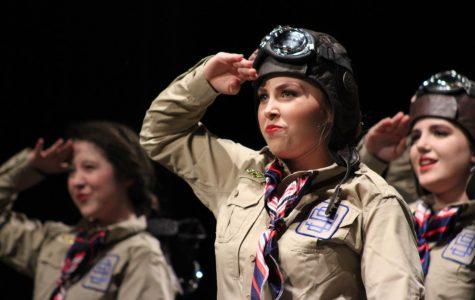 Show Choirs Feeling 'Grimm,' Flying High