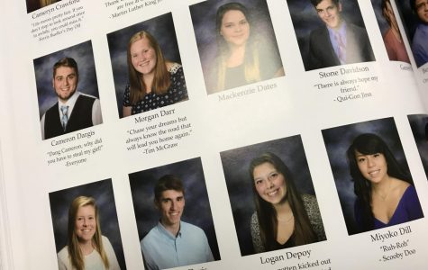 Seniors still getting yearbook quotes, editor in chief says