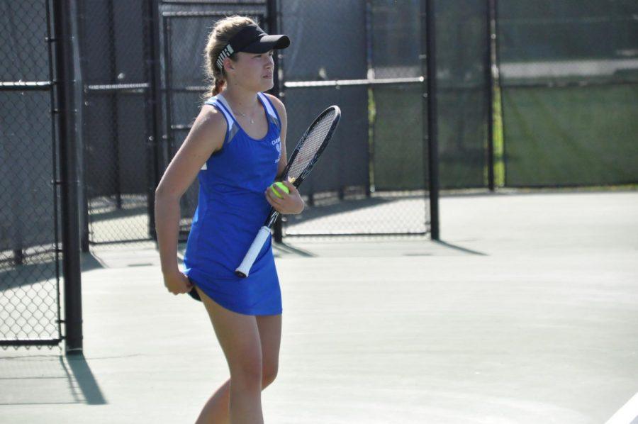 Ladies Tennis Finishes Season Undefeated