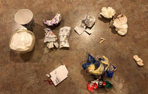 Three Weeks – No Trash – Planet Saved?