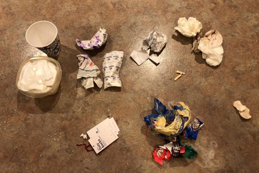 Three Weeks - No Trash - Planet Saved?