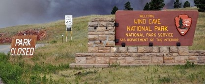 Shutdown Trashes National Parks