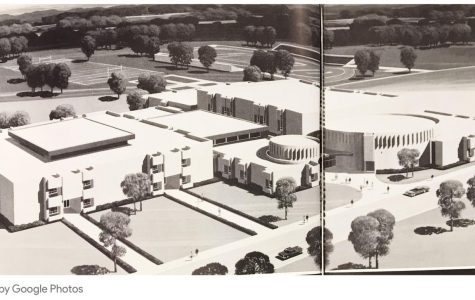 50 years of growth reshapes school character