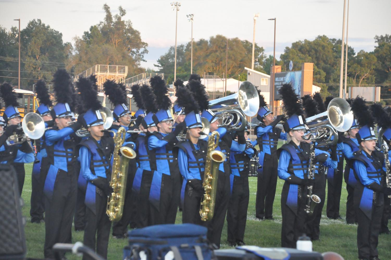 Charger Pride plays