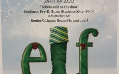 Buddy the Elf journeys to the Carroll stage