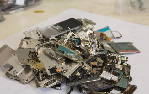 Technology waste plagues earth