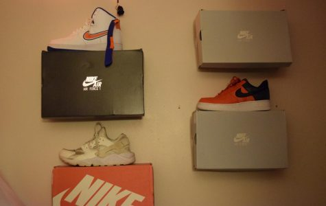 Hypebeats tend to spend lots of money on named brand shoes like Nike.