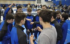 Wrestlers head into Sectionals