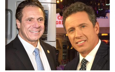 The playful sparring between the Cuomo brothers has provided the nation with a window into their relationship. Andrew, right, is governor of New York and Chris, left, is an anchor on CNN.