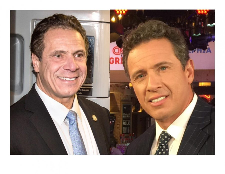 The+playful+sparring+between+the+Cuomo+brothers+has+provided+the+nation+with+a+window+into+their+relationship.+Andrew%2C+right%2C+is+governor+of+New+York+and+Chris%2C+left%2C+is+an+anchor+on+CNN.+