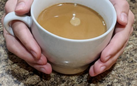 A hot cup of coffee in the morning gets much of the country moving. Teens should be careful not to overdo it, according to Nurse Ann Kline.